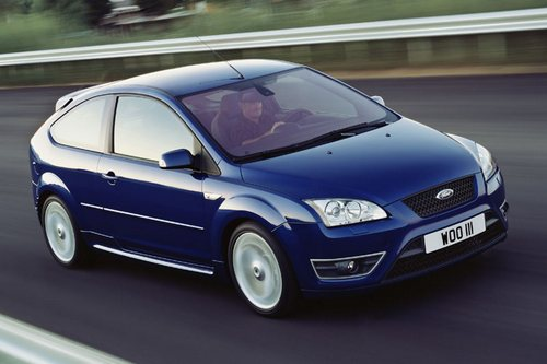 Ford Focus Hatchback Od 2005 do 2011