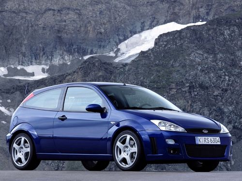 Ford Focus RS Od 2002 do 2003