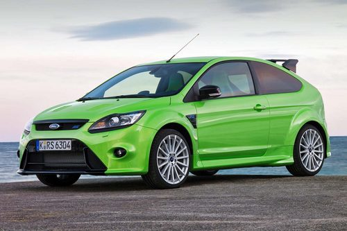 Ford Focus RS Od 2009 do 2010
