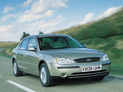 Ford Mondeo Hatchback Od 2000 do 2007