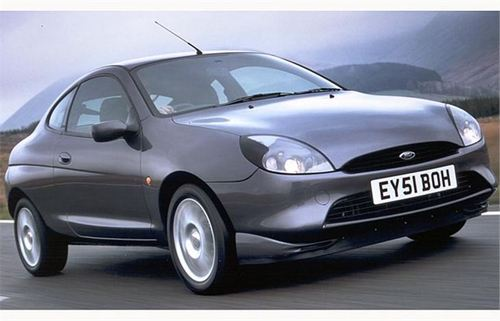 Ford Puma Coupé Od 1997 do 2002