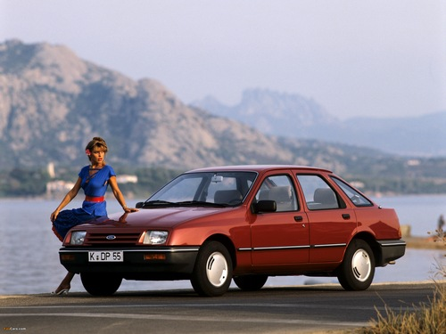 Ford Sierra Hatchback Od 1982 do 1993