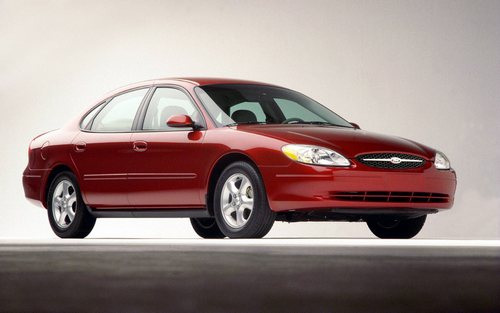 Ford Taurus Sedan Od 2000 do 2003