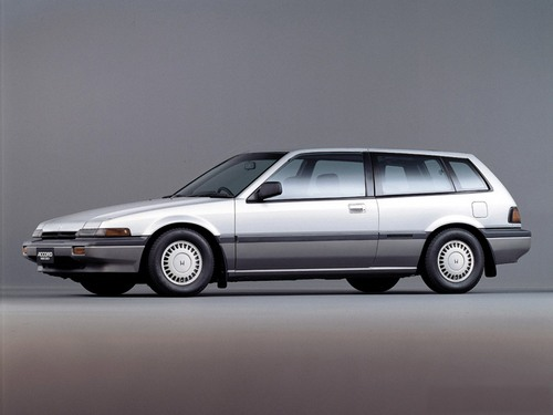 Honda Accord Aerodeck Od 1985 do 1989