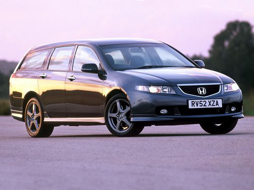 Honda Accord Tourer Od 2003 do 2008