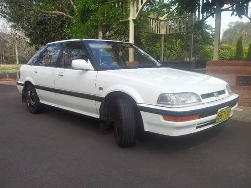 Honda Concerto Hatchback Od 1989 do 1995