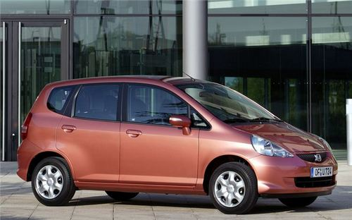 Honda Jazz Hatchback Od 2002 do 2008