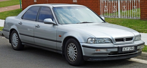Honda Legend Sedan Od 1991 do 2004