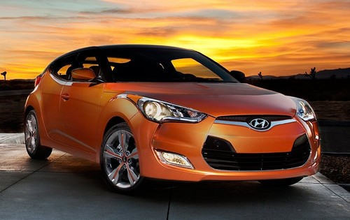 Hyundai Veloster Hatchback Od 2012 do dziś