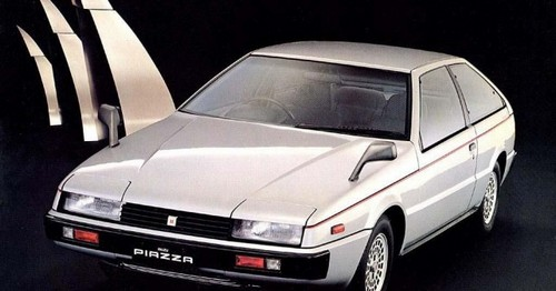 Isuzu Piazza Coupé Od 1986 do 1990