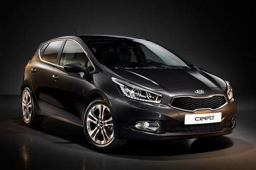 Kia Ceed Hatchback Od 2012 do dziś
