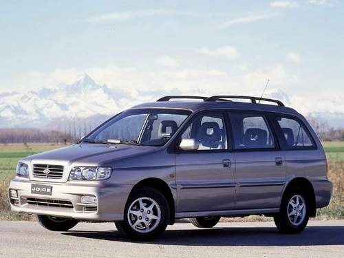 Kia Joice Mpv Od 1999 do 2003