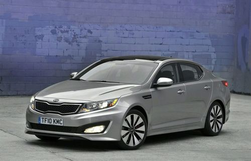 Kia Optima Sedan Od 2012 do dziś