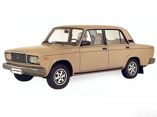 Lada Riva Sedan Od 1983 do 1998