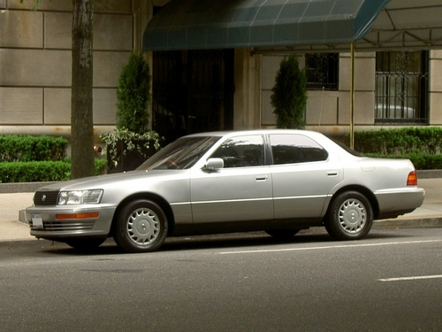 Lexus LS Sedan Od 1990 do 2000