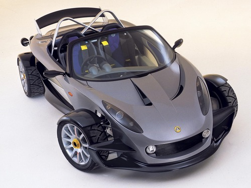 Lotus Elise 340R Kabriolet Od 1999 do 1999