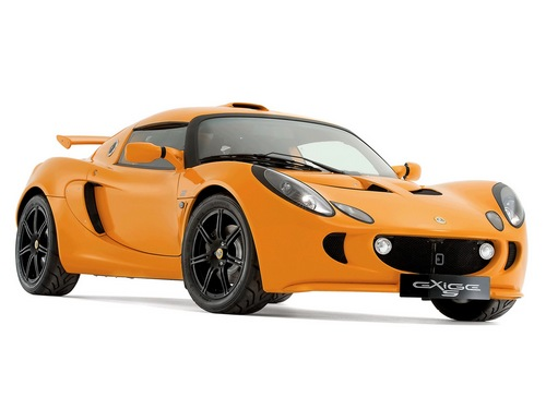 Lotus Exige Coupé Od 2004 do dziś