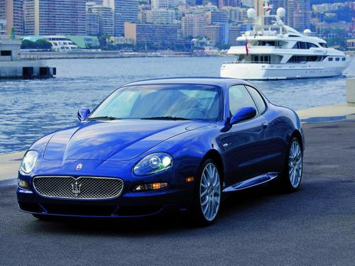 Maserati Gransport V8 Od 2004 do 2007