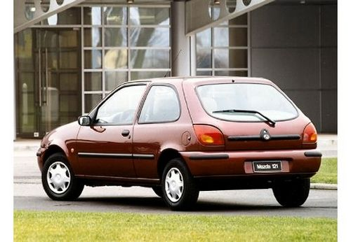 Mazda 121 Hatchback Od 1996 do 2000