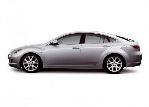 Mazda 6 Hatchback Od 2007 do 2012