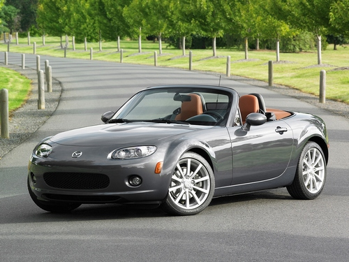 Mazda MX-5 Kabriolet Od 2005 do dziś