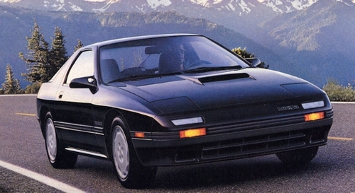 Mazda RX-7 Coupé Od 1986 do 1996
