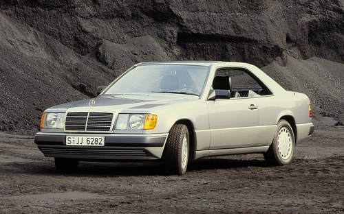 Mercedes-Benz CE-Class Coupé Od 1977 do 1996