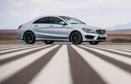 Mercedes-Benz CLA-Class Coupé Od 2013 do dziś