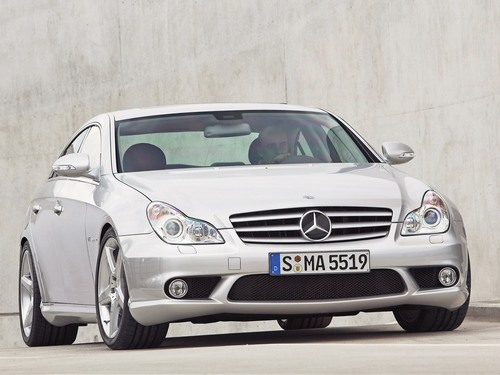 Mercedes-Benz CLS AMG Od 2005 do 2010
