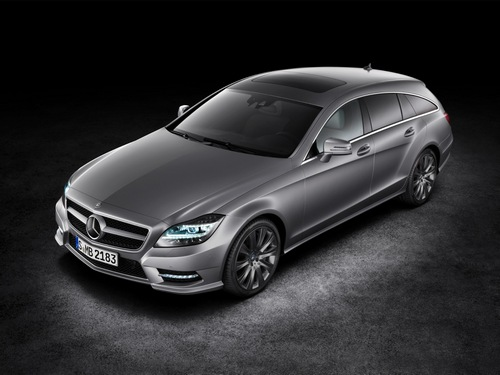 Mercedes-Benz CLS Shooting Brake Od 2012 do dziś
