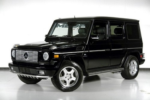 Mercedes-Benz G-Class AMG Od 2005 do 2012