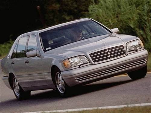 Mercedes-Benz S-Class Sedan Od 1999 do 2005
