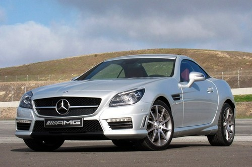 Mercedes-Benz SLK AMG Od 2012 do dziś