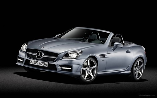 Mercedes-Benz SLK Roadster Od 2011 do dziś