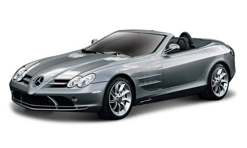 Mercedes-Benz SLR McLaren Roadster Kabriolet Od 2007 do 2009