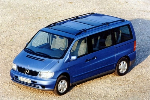 Mercedes-Benz V-Class Minivan Od 1996 do 2002