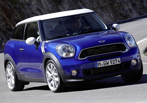 MINI Paceman Coupé Od 2013 do dziś