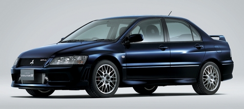 Mitsubishi Lancer Evo Evo VII Od 2002 do 2003