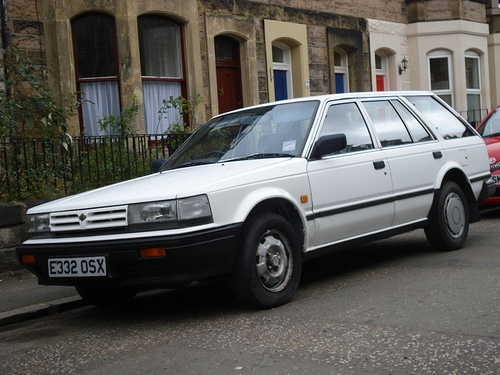 Nissan Bluebird Uniwersal Od 1984 do 1990