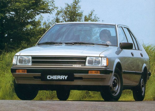 Nissan Cherry Hatchback Od 1984 do 1986