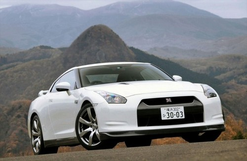 Nissan GT-R Coupé Od 2009 do dziś