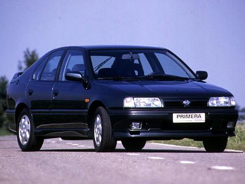 Nissan Primera Hatchback Od 1990 do 1996