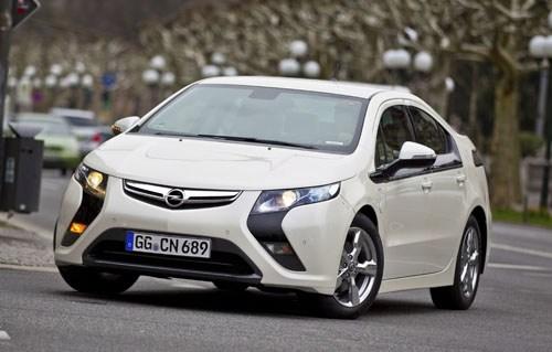 Porwnanie Chevrolet Volt I Opel Ampera Ktry Lepszy