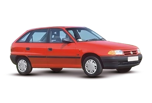 Opel Astra  Hatchback Od 1991 do 1994