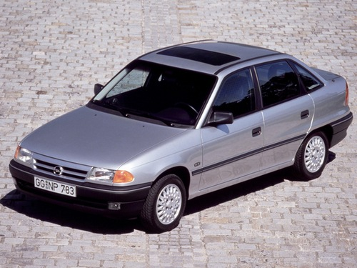 Opel Astra  Sedan Od 1992 do 1994