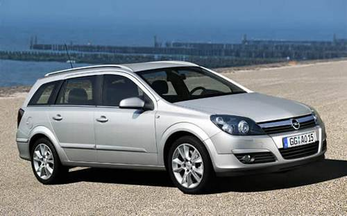 Opel Astra Wagon Od 2004 do 2007
