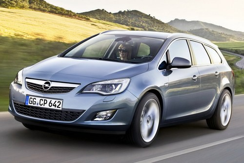Opel Astra Sports Tourer Uniwersal Od 2010 do dziś