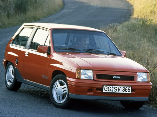 Opel Corsa  Hatchback Od 1985 do 1990