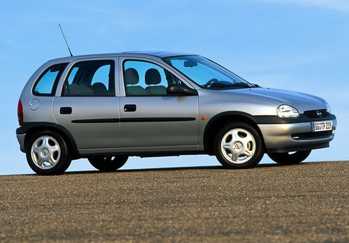 Opel Corsa  Hatchback Od 1997 do 2000