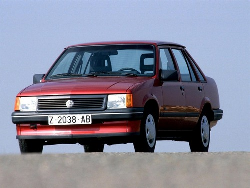 Opel Corsa  Sedan Od 1985 do 1990